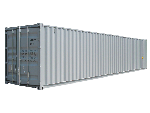 Used 20' Container+