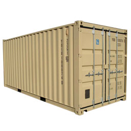 New 20' Container